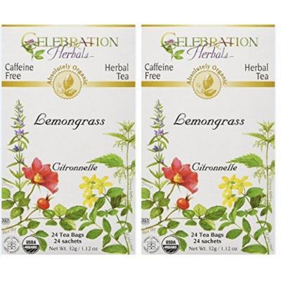 Celebration Herbals Milk Thistle Seed Herbal Tea -- 48 Tea Bags (2 packs of 24)