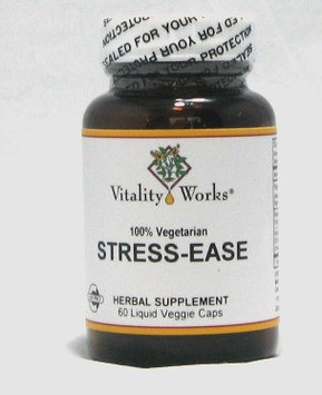 Stress-Ease Vitality Works 60 VCaps
