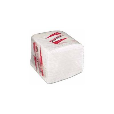 WypAll X80 Towels, 1/4 Fold, Cotton White, 50 per pack, Sold As 1 Case, 4 Package Per Case