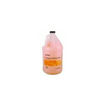Conditioning Shampoo and Body Wash Apricot 1 Gallon Jug ''1 Count'' 8 Pack
