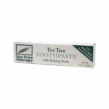 Tea Tree Therapy Toothpaste With Baking Soda - 5 Oz, 3 Pack