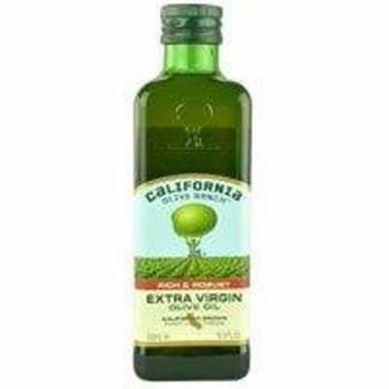 California Olive Ranch Extra Virgin Olive Oil, Rich/Robust, 16.9 Ounce
