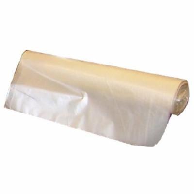Trash Bag Clear, 33 gallon, 33 x 39 , Medium Duty, 0.45 mil. 25/Pack, 8 Packs