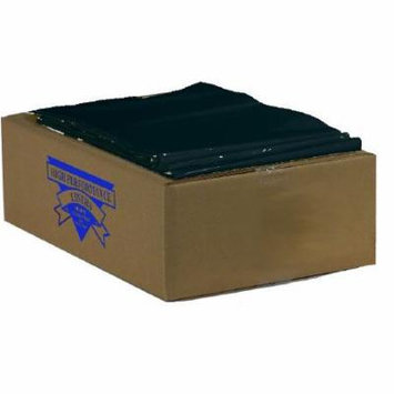 Trash Bag Black, 36 x 58 , 55 gallon, Heavy Duty, 0.65 mil. 200/Pack, 4 Packs