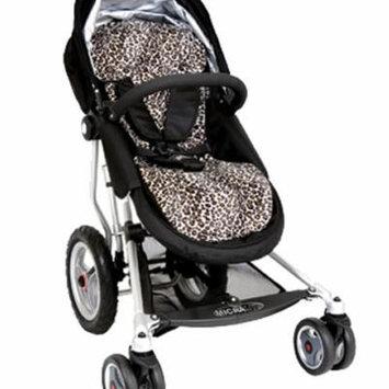 Micralite Toro Stroller Seat Liner, Leopard