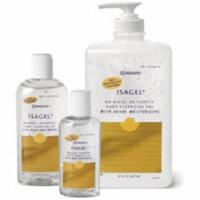 Hand Sanitizer Isagel 4 oz. Alcohol (Ethyl) Gel Bottle CS/36 2 Pack