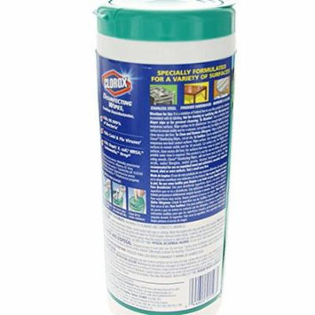 Disinfecting Wipes, 7 X 8, Fresh Scent, 35/canister