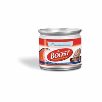 Oral Supplement Boost Nutritional Pudding Chocolate 5 oz. Cup Ready to Use 10 Pack