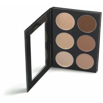 Mehron Makeup Celebré Pro-HD Conceal-It Palette- 6 Shades