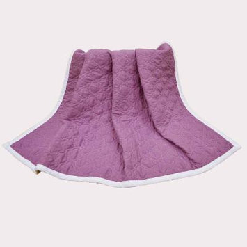 The Peanut Shell Baby Blanket, Girls, Purple