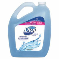 The Dial DIA15922EA Antimicrobial Foaming Hand Wash, Spring Water, 1 Gal Bottle