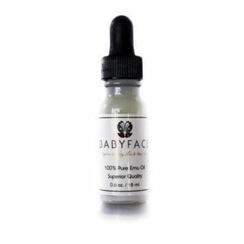 Babyface Superior Quality 100% Pure Emu Oil (0-6-oz)