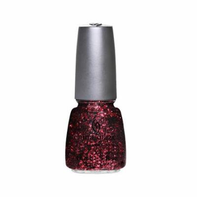 (3 Pack) CHINA GLAZE Nail Lacquer - Glitz Bitz 'n Pieces Collection - Scattered & Tattered