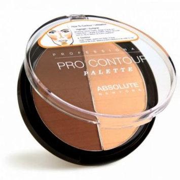 (6 Pack) ABSOLUTE Contour Palette - Medium