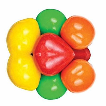 Concord Confections Mega Fruit Gumballs, (Pack of 138)