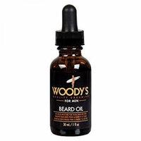 Woody's Quality Grooming for Men Beard Oil, 1 oz.