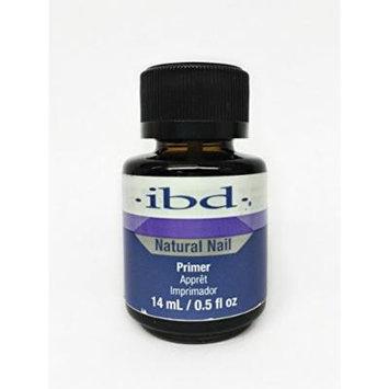 IBD Natural Nail Primer, 0.5 Fluid Ounce by IBD