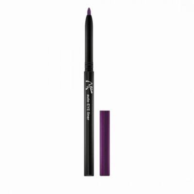 (3 Pack) NICKA K Auto Eye Pencil - AA23 Royal Purple