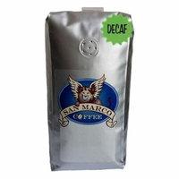 San Marco Coffee Decaffeinated Flavored Whole Bean Coffee, Cinnamon Dust , 1 Pound