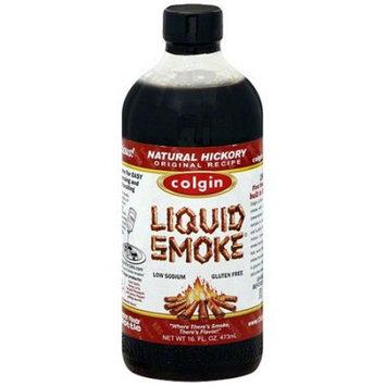Colgin Natural Hickory Liquid Smoke, 16 oz (Pack of 6)