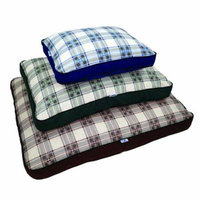 MyPillow Pet Beds, Small, Brown