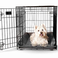 K & H Manufacturing Memory Foam Crate Pad, Gray (Size: Medium) - Pet Accessories - Crate Pads