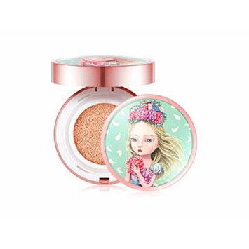 Beauty People Absolute Radiant Girl Cushion Foundation, Natural Beige, 18 Gram
