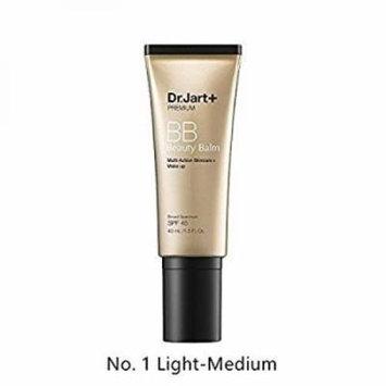 Dr. Jart+ Premium Beauty Balm SPF 45, No. 1 Light - Medium, 1.5 Ounce