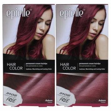 Kareway Epielle Hair Color for Women-Auburn (Pack of 2)