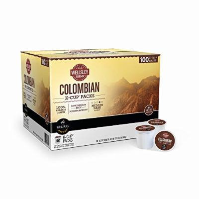 Wellsley Farms Colombian K-Cup Pods, 100 ct.