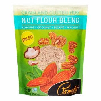 Pamela's Flour, Nut Blend, 16 Oz