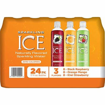 Sparkling Ice Naturally Flavored Sparkling Water, 24 pk.