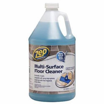 128 OZ Commercial Multi Surface Floor Cleaner Safely Cleans Tile Only One
