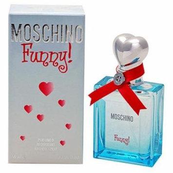 Moschino WMOSCHINOFUNNY1.7EDT 1.7 oz Womens Moschino Funny Eau De Toilette Spray