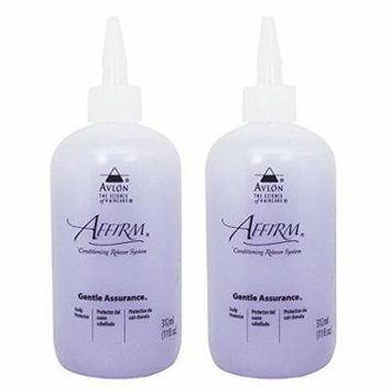 Avlon The Science of Hair Care - Affirm Gentle Assurance Scalp Protector, Set of 2 (11oz Each)