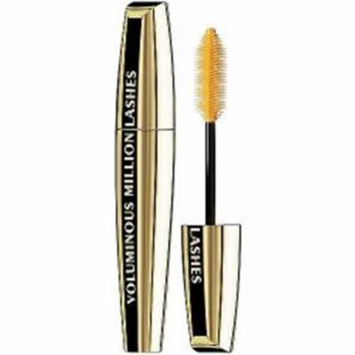 Merchandise 47851378 Loreal Voluminous Million Lashes Mascara, 635 Blackest Black