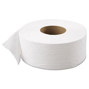 Green Heritage Jumbo Junior Roll Toilet Tissue, 2-Ply, 9