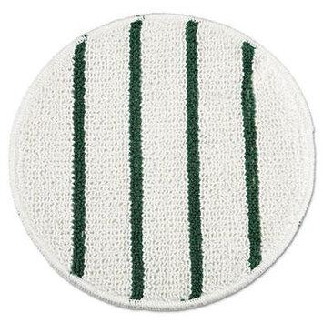 Low Profile Scrub-Strip Carpet Bonnet, 21