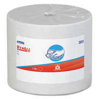 X50 Wipers, Jumbo Roll, 9 4/5 x 13 2/5, White, 1100/Roll, Sold as 1 Roll