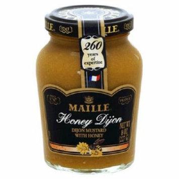 Maille Mustard Honey Dijon 8 oz Jars - Single Pack