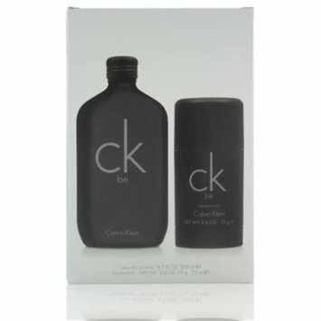 Calvin Klein GSUCKBE2PC6.7SP2.6DE Calvin Klein Be Eau De Toilette Spray Gift Set - 2 Piece