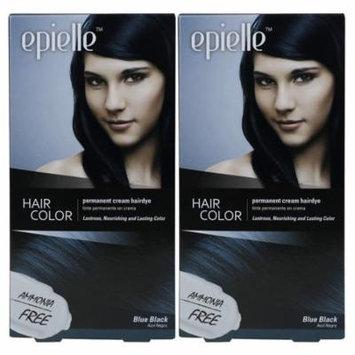 Kareway Epielle Hair Color for Women-Blue Black (Pack of 2)