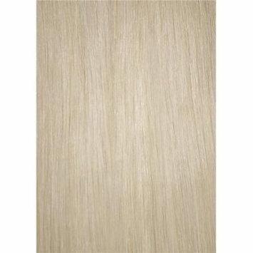 DS Secret NHSFIHRH-613 Flip in Human Hair Extensions, Platinum Blond