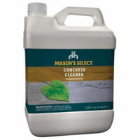 Mason's Select Gallon Concrete Cleaner Degreaser Safe