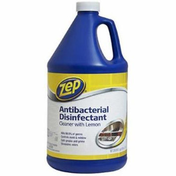 Gallon Zep Commercial Antibacterial Disinfectant Cleaner Only One