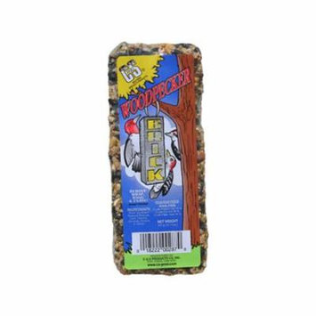 C & S Products 08287 Woodpecker Bird Food Brick, 12-1/4-oz.