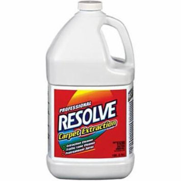Resolve Pro Care Gallon Carpet Extraction Cleaner 3 In 1 Product Only One