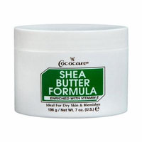 Cococare Shea Butter Formula Enriched With Vitamin E - 7 Oz Jar