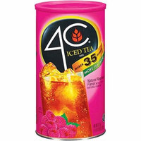 4C Raspberry Iced Tea Mix, 92.8 oz. (pack of 2)