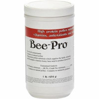 POLLEN SUBSTITUTE POWDER FOR BEES